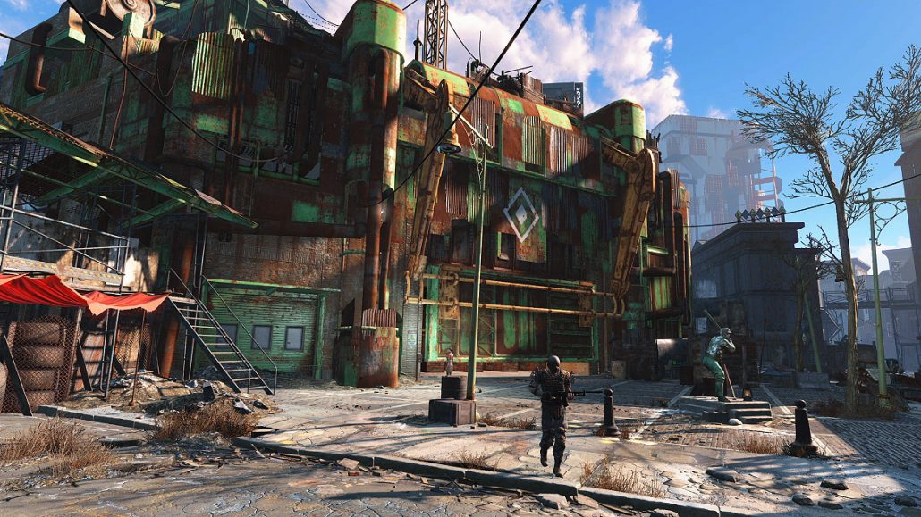Watch Fallout 4's New Live-Action Trailer 3