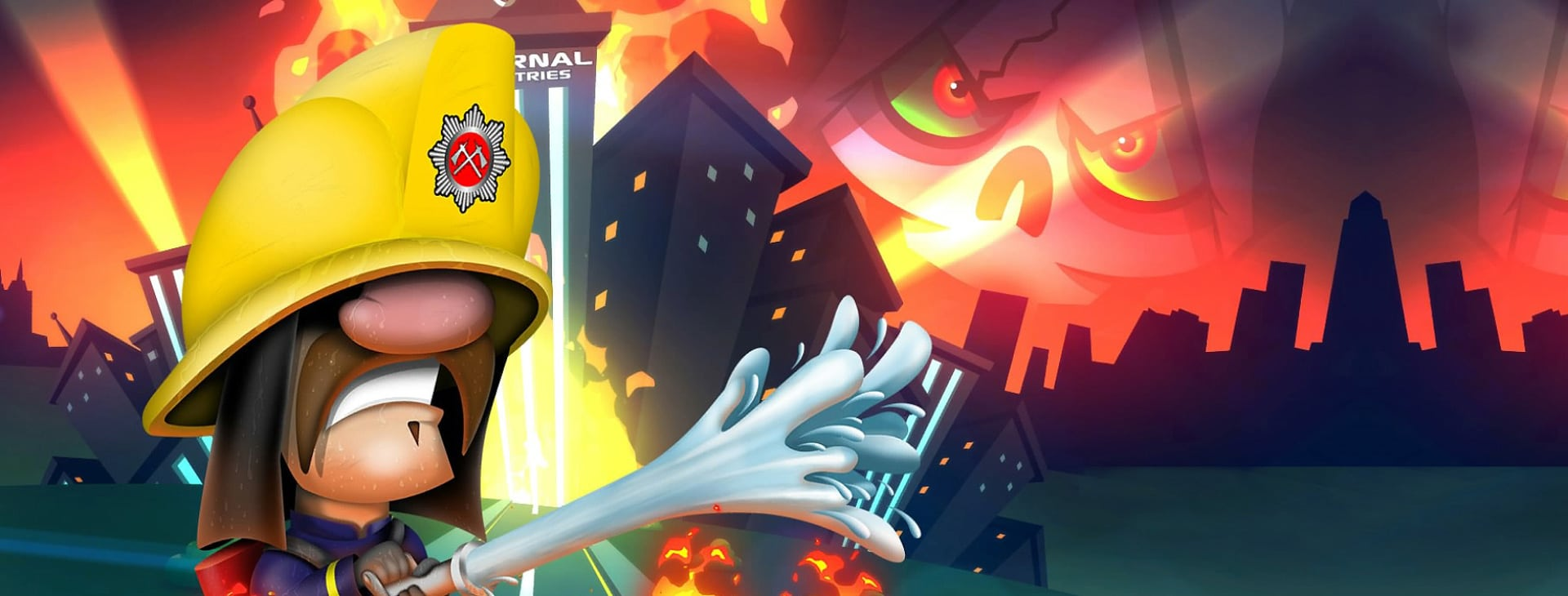 Flame Over Heats Up PS4 on September 15th