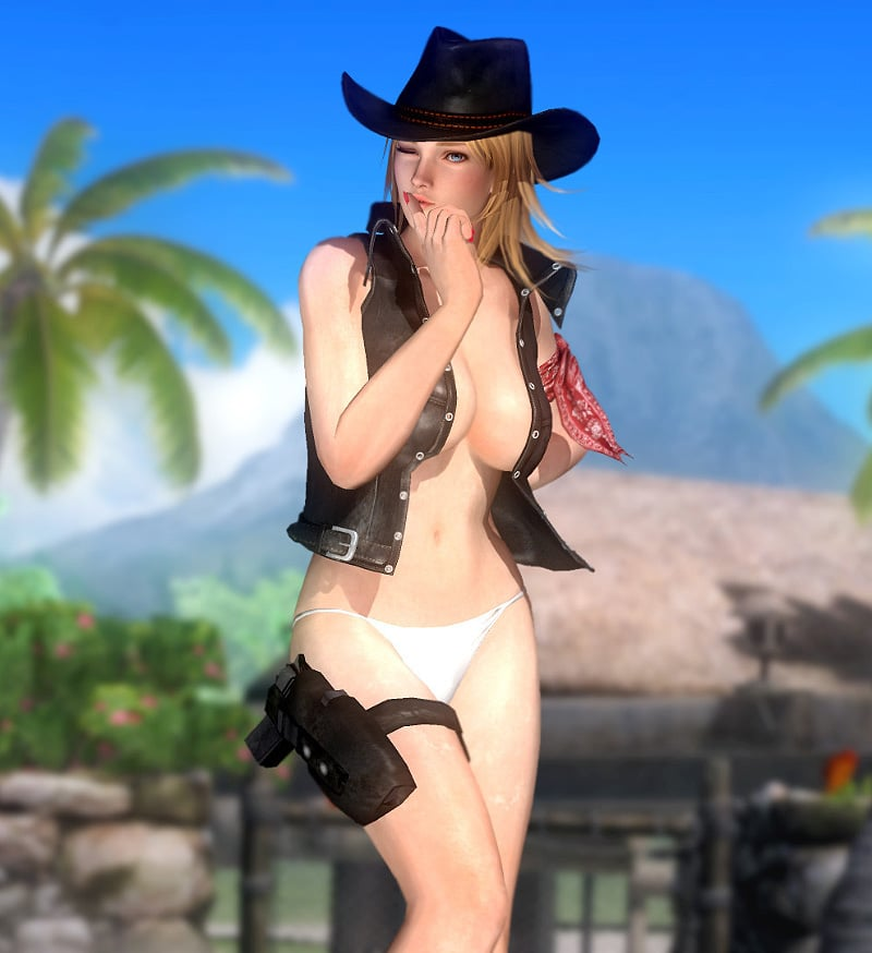 Dead or Alive Xtreme 3 PS4 trailer is like slapping raw chicken breasts about