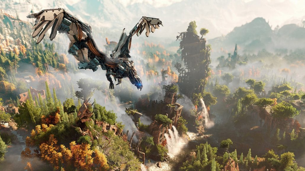 Horizon Zero Dawn is going to be more than just a game