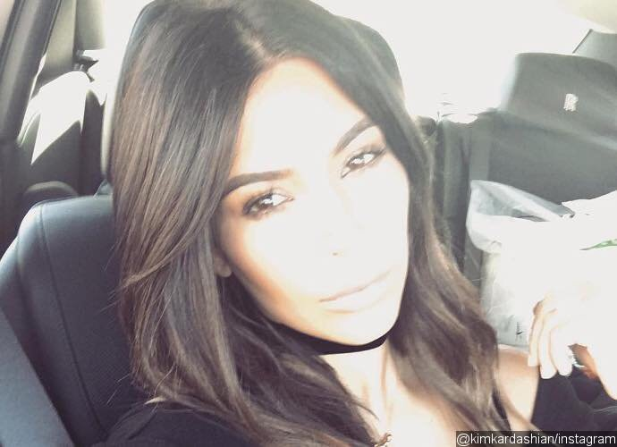 Kim Kardashian Gets 'Midnight Haircut.' See Her New Ombre Hair Color