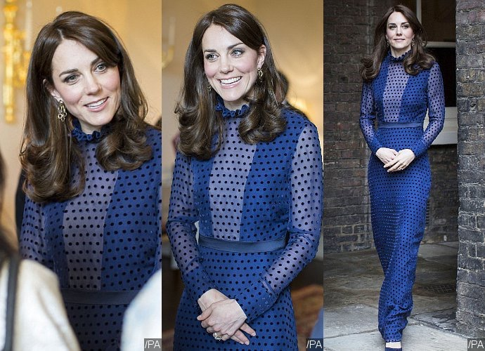 Kate Middleton Wows in Sheer Dress Ahead of Her First Tour in India 2