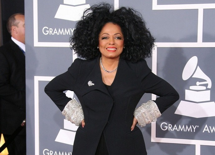 Diana Ross Involved in a Car Accident Before Concert