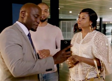 img 7753 - 'Empire' Season 3 Clip: Cookie Is Rude to Taye Diggs' Angelo at Their First Meeting