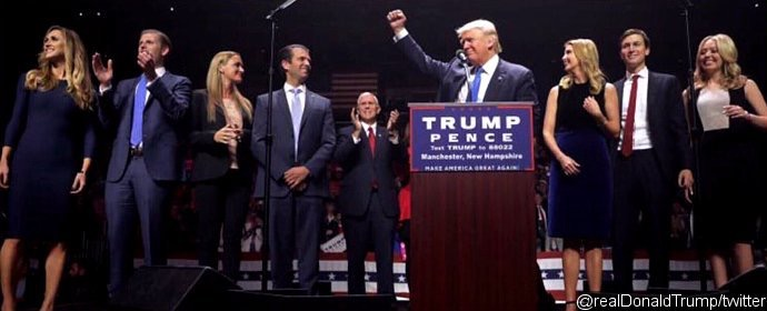Donald Trump and Family to Appear on '60 Minutes' for First Post-Election Interview 1