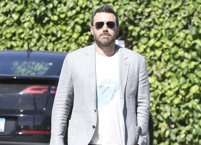 Ben Affleck Wants to Make a Movie With J.Lo