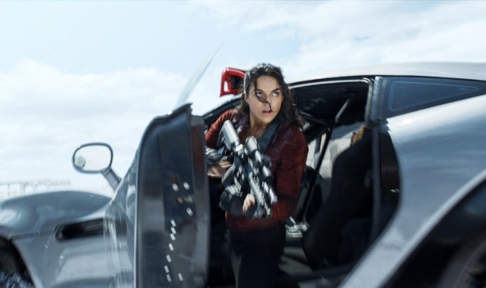 Michelle Rodriguez Threatens to Quit 'Fast and Furious' Franchise Over Its Depiction of Women 2