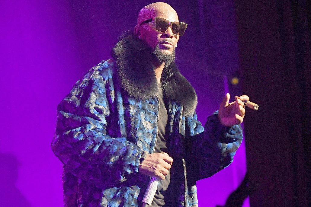 R. Kelly Responds to Allegations He Is Mentally and Physically Abusing Women in His Home
