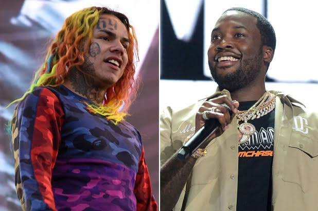 Meek Mill Talks On 6ix9ine's Imprisonment, Says He Is Not 'Responsible'
