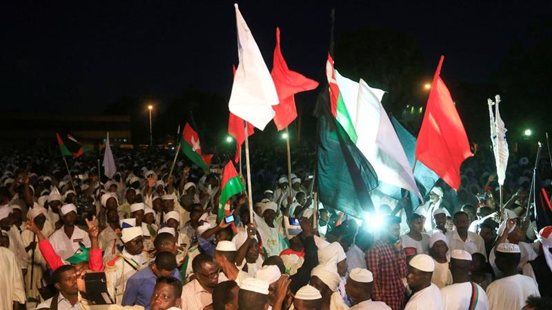 Sudan: 19 Killed, Over 200 Injured In Ongoing Protests. 5