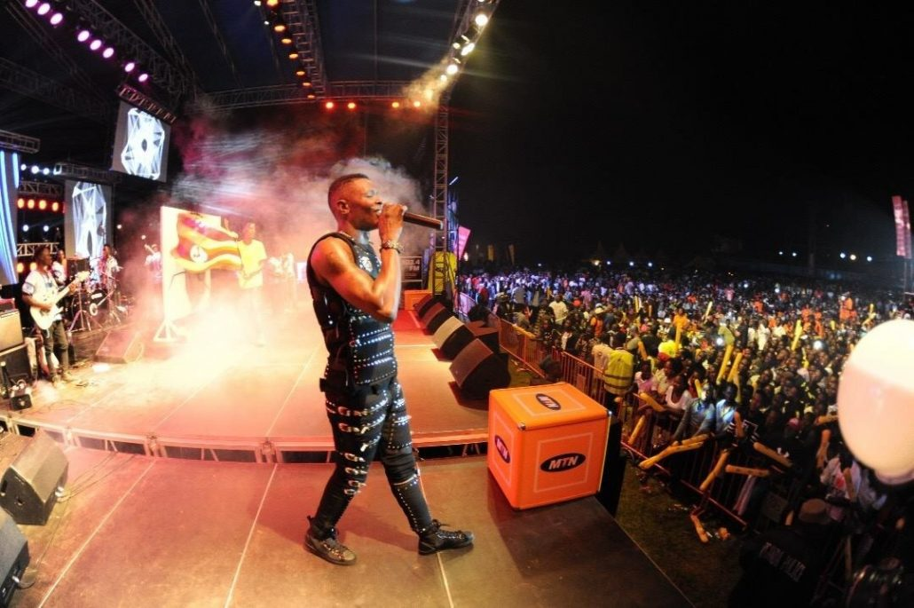 "How it went down at Jose Chameleone's ""Saba Saba"" Concert at Cricket Oval"