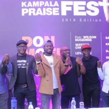American Gospel Icon Don Moen To Headline Kampala Praise Fest.