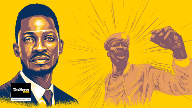 Bobi Wine Named By The Nerve Africa Yellow Wall Magazine, Among Africans That Should Inspire You In 2019.