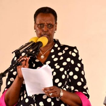 """It's God Who Has Kept President Museveni In Power, Not Elections"" – First Lady Janet."
