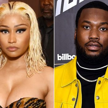 Nicki Minaj Threatens To Reveal Meek Mill's Secrets Live On Stage..