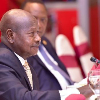 'The Attack On Libya By Western Countries, Was A Shame To Africa'- President Museveni