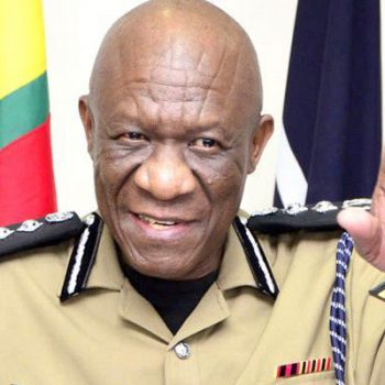 'Supporting People Power Is Not A Crime' Says IGP Martin Okoth Ochola.
