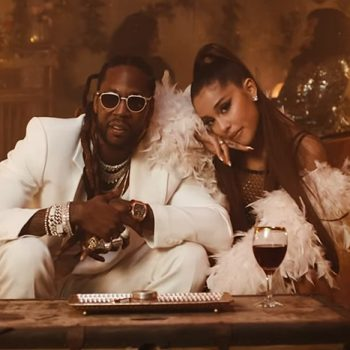 New 2 Chainz Ft Ariana Grande – 'Rule The World'.