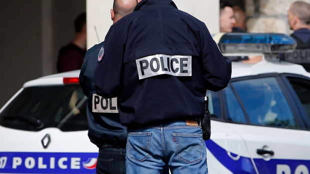 French Policewoman Shot Dead By Fellow Cop In Gun Game. 6
