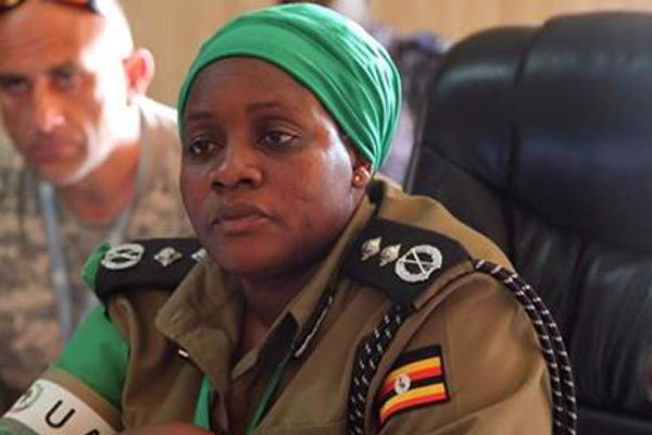 Police To Trace Body Of Ugandan Officer Who Died In Ethiopian Airlines Plane Crash. 5