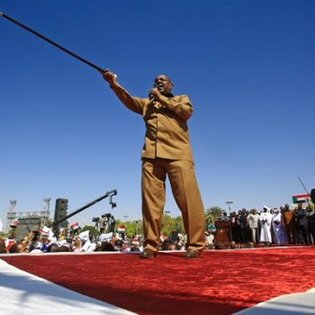 Sudan's Bashir Overthrown By The People And Army He Ruled With An Iron Fist.