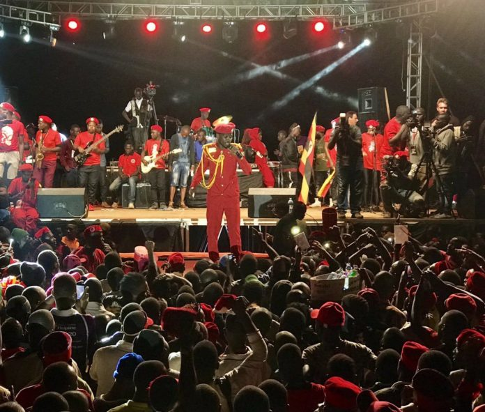 Bobi Wine's Easter Shows Cancelled, He's Frustrated. 1