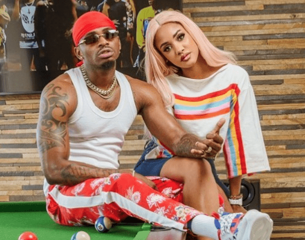 'I Love You So Much And It Hurts' – Diamond Assures Tanasha Donna. 10