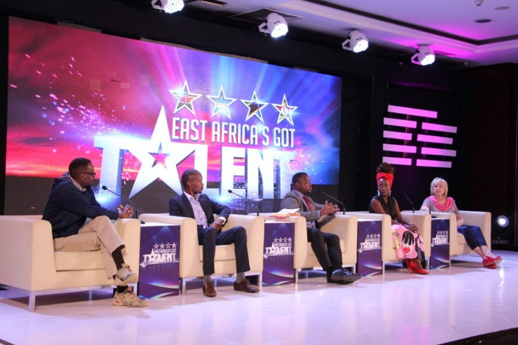 The Remarkable 'Got Talent' Contest Comes To Uganda. 5