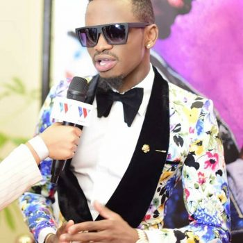 Diamond Platnumz Vows To Revenge On Kenyans For Beating Tanzania In AFCON 2019.