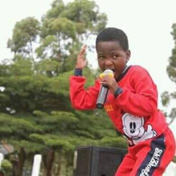 Manager Francis Replaces Fresh Kid With Six Year Old Female Rapper Remah.