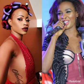 Sheebah Invites Cindy To Her House Warming Party.