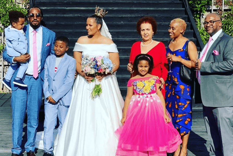 Bobi Wine Welcomes Navio To The Marriage Life. 6