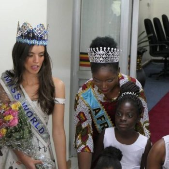 Miss World Is In Kampala For Miss Uganda 2019 Grand Finale.