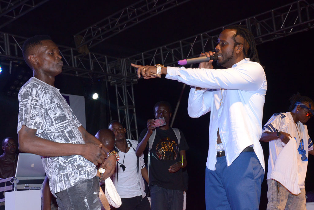 Bebe Cool: I Can Only Support Chameleon If He Joins NRM. 6