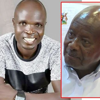 """Stop Spreading Lies In Your Music."" President Museveni Blasts Ronald Mayinja."