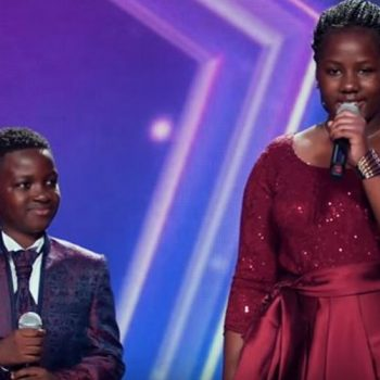 Siblings Esther And Ezekiel Invited For 'America's Got Talent' Competition Next Year.