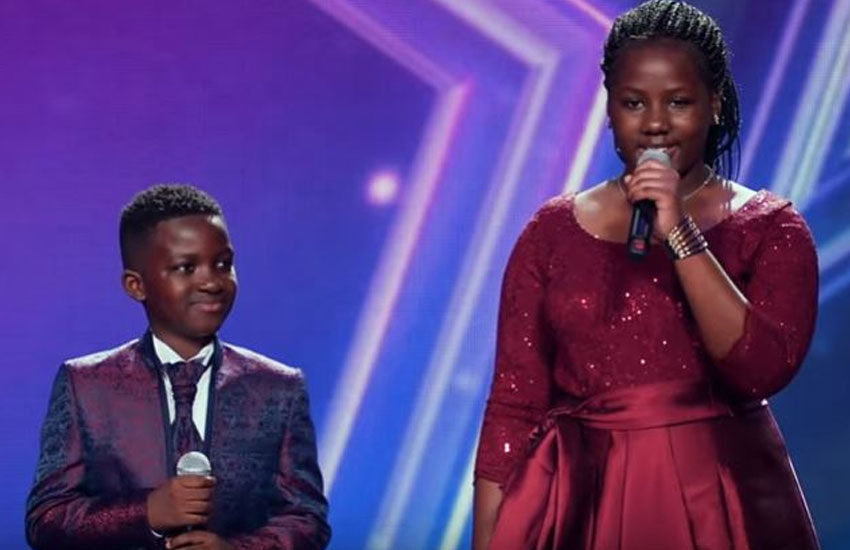 Siblings Esther And Ezekiel Invited For 'America's Got Talent' Competition Next Year. 5