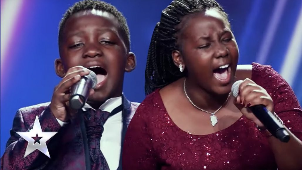 Siblings, Esther And Ezekiel Scoop Ugx.184Million Being The Winners Of East Africa's Got Talent 2019. 2