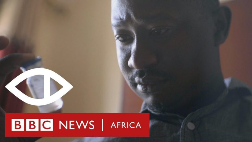 Solomon Serwanjja's 'Stealing From The Sick' Nominated For Another International Award. 3