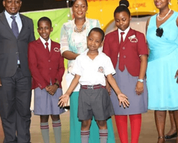 Child Rapper Fresh Kid Tops His P.2 Class In The End Of Year Exams.