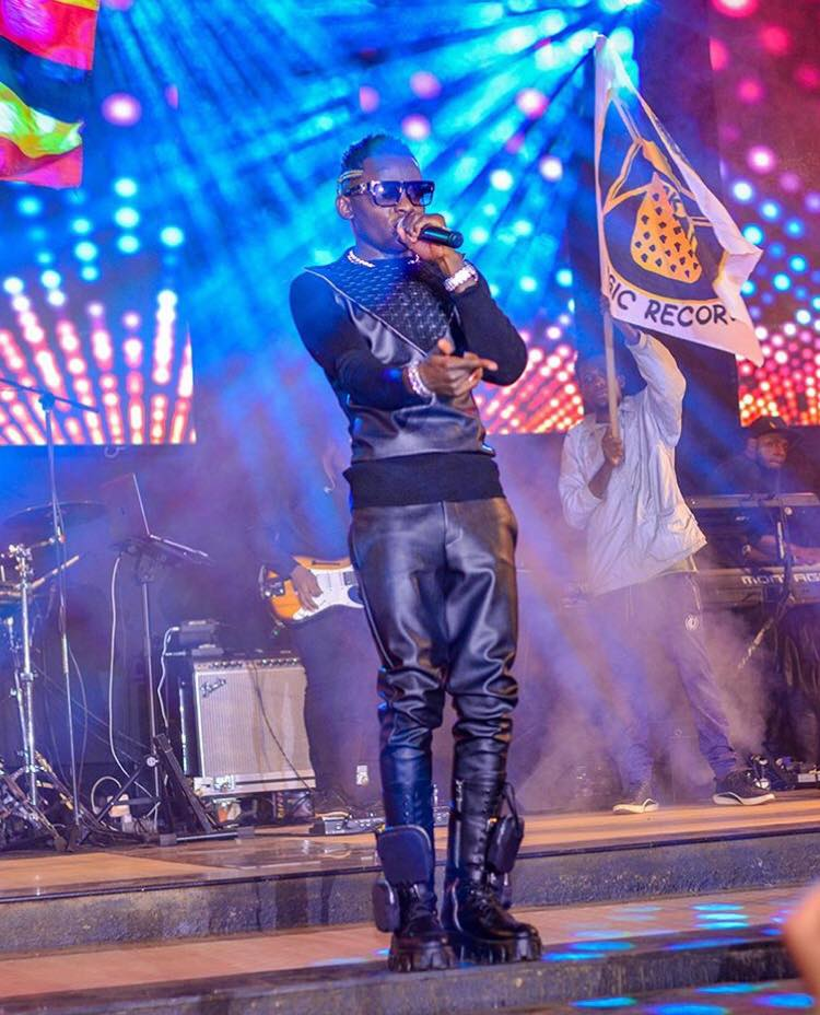 John Blaq Shuts Down Freedom City In His First Concert Dubbed AyaBas! 5