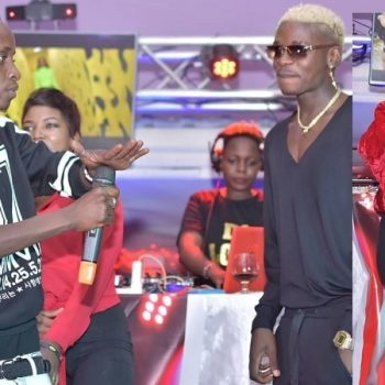 MC Kats Runs Back To Fame Lounge, Barely Two Months Since He Called Them Trash.
