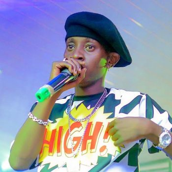 MC Kats Claps Back At All Ugandans Who Look At Him As A Broke Person And A Failure In Life.