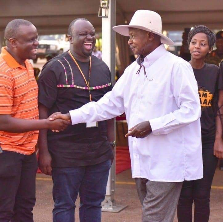 Museveni Opts For International Artists For His New Campaign Anthem 2021. 3