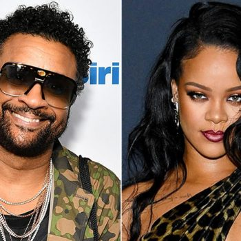 Shaggy Rejected A Rihanna Collaboration-Audition Because He Felt Disrespected.