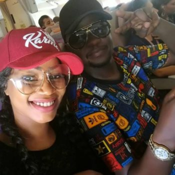 Sheebah Leaves Team No Sleep After Jeff Kiwa Refused To Give Her Documents Of Her Munyonyo Mansion.