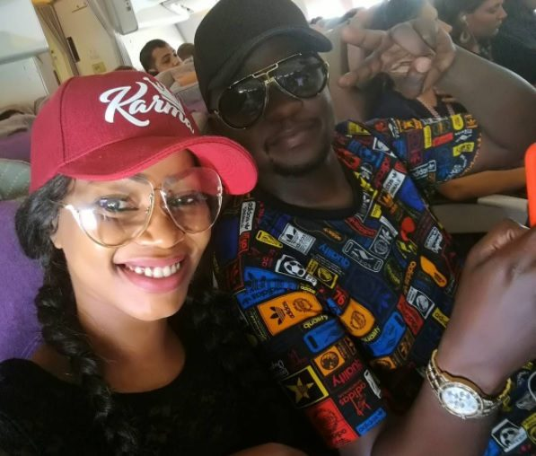 Sheebah Leaves Team No Sleep After Jeff Kiwa Refused To Give Her Documents Of Her Munyonyo Mansion. 2