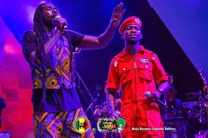 Buju Banton And Bobi Wine Light Up Kenyan Reggae Fans With Music And Politics. 1