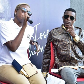 Jose Chameleone Unveils His First Female Manager Bijoux Fortunate, His Former Dancer.