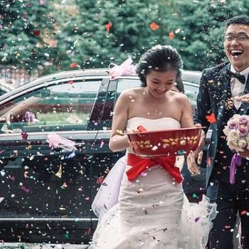 All Chinese Weddings On Feb 2nd Were Cancelled In Order To Contain Coronavirus Outbreak.